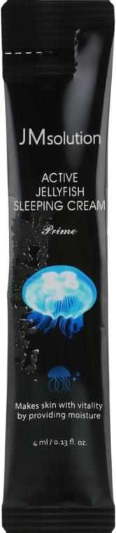 Ночной крем с экстрактом медузы - JMsolution Active Jellyfish Sleeping Cream