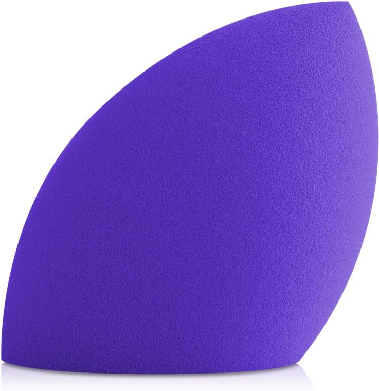Спонж для макияжа с плоским срезом, HB-206, фиолетовый - Ruby Rose