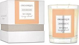 Духи, Парфюмерия, косметика Ароматерапевтическая свеча из соевого воска - Organique Orange Island Soy Candle