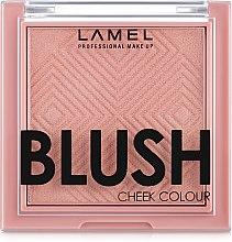 Румяна - Lamel Professional Cheek Colour New — фото N2