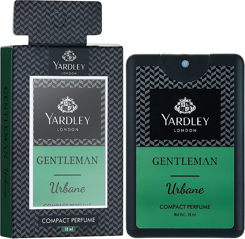 Yardley Gentleman Urbane - Парфюмированная вода (мини)