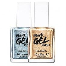 """Духи, Парфюмерия, косметика Лак для ногтей """"Гель-эффект"""" - Avon Mark Gel Prism"""