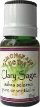 "Духи, Парфюмерия, косметика Эфирное масло ""Шалфей мускатный"" - Lemongrass House Clary Sage Pure Essential Oil"