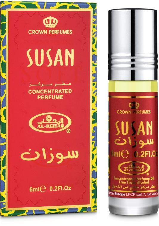 Al Rehab Susan - Масляные духи (мини)