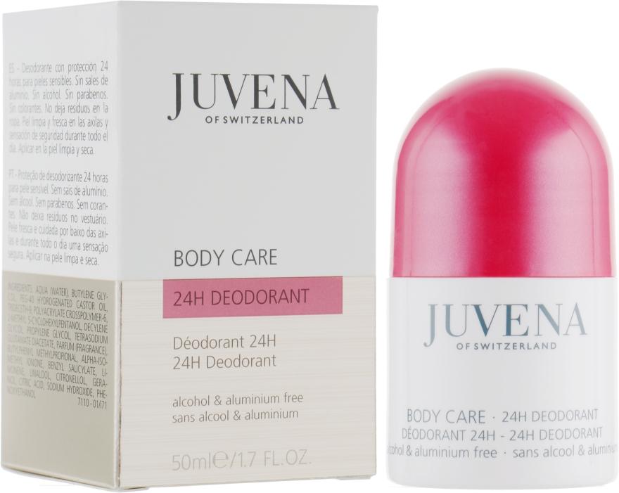 Дезодорант длительного действия - Juvena Body Care 24H Deodorant