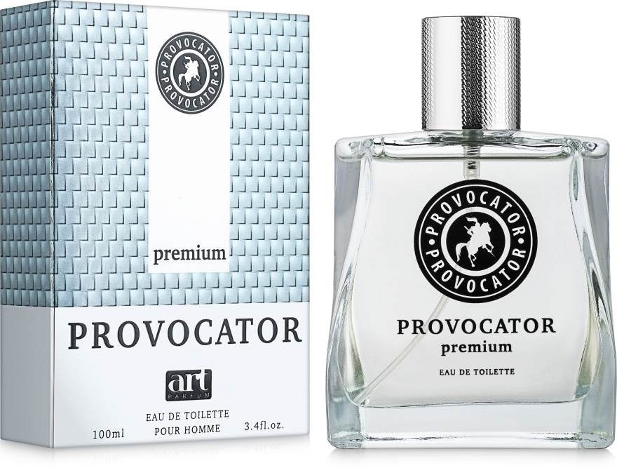 Art Parfum Provocator Premium - Туалетна вода — фото N2