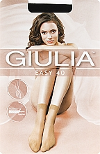 "Духи, Парфюмерия, косметика Носки ""Easy 40"" для женщин, nero - Giulia"