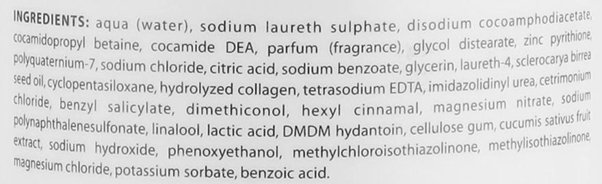 Шампунь против перхоти - Periche Professional Treatment Kode KSPA Shampoo Dandruff — фото N5