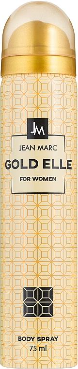 Jean Marc Gold Elle - Дезодорант