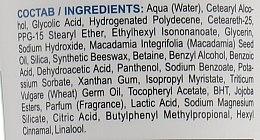 Полирующий скраб для лица с фруктовыми кислотами - Витэкс Skin AHA Clinic Post-Peel Polishing Facial Scrub — фото N3