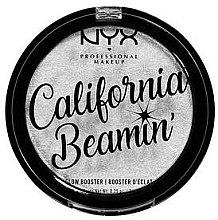 Духи, Парфюмерия, косметика Хайлайтер для лица - NYX Professional Makeup California Beamin' Glow Booster
