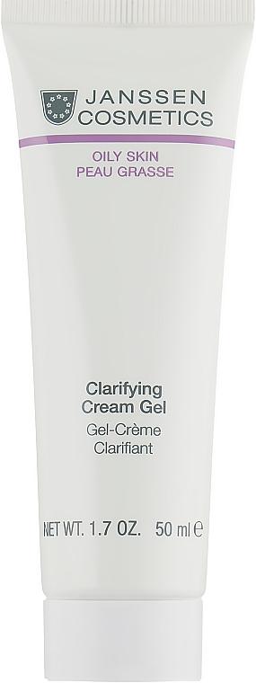 Себорегулирующий крем-гель - Janssen Cosmetics Clarifying Cream Gel