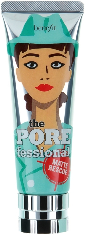 Невидимый матирующий гель для лица - Benefit The Porefessional Matte Rescue