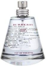Духи, Парфюмерия, косметика Burberry Baby Touch - Туалетная вода (тестер без крышечки)