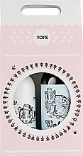 """Духи, Парфюмерия, косметика Набор """"Вербена"""" - Yope Verbena Natural Set (body/balm/300ml + liq/soap/500ml)"""