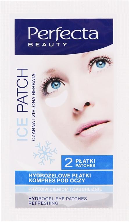 Гидрогелевые патчи для кожи вокруг глаз - Perfecta Beauty Eye Patch