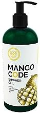 Духи, Парфюмерия, косметика Увлажняющий гель для душа с манго для нормальной кожи - Good Mood Mango Code Shower Gel