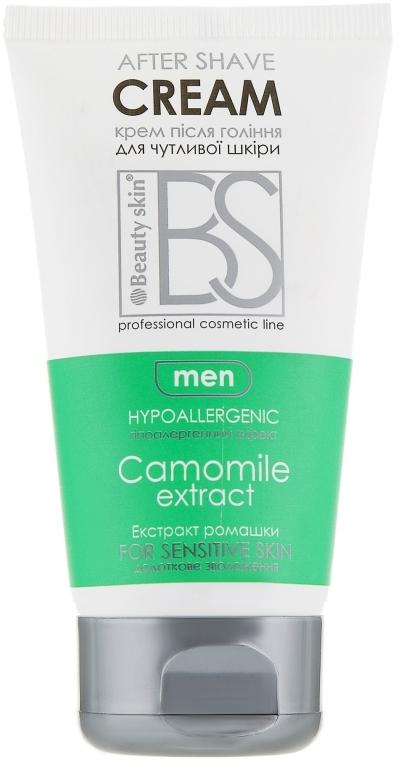 Крем после бритья для чувствительной кожи с экстрактом ромашки - Beauty Skin
