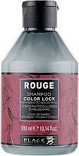 Духи, Парфюмерия, косметика Шампунь бессульфатный для окрашенных волос - Black Professional Line Rouge Color Lock Shampoo
