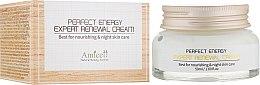 Духи, Парфюмерия, косметика Ночной восстанавливающий крем - Amicell Perfect Energy Expert Renewal Cream