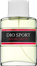 Духи, Парфюмерия, косметика Alain Fumer Dio Sport - Туалетная вода (тестер с крышечкой)