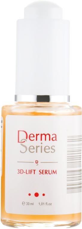 Укрепляющая сыворотка с эффектом 3D-лифтинга - Derma Series 3D-Lift Serum