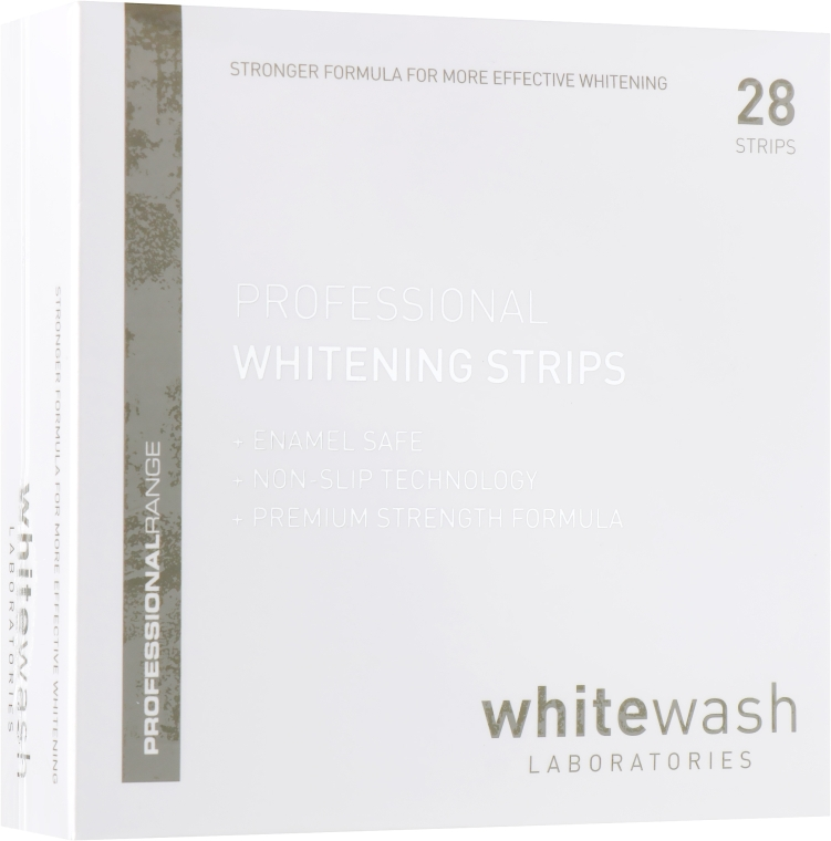 Профессиональные отбеливающие полоски - WhiteWash Laboratories Professional Whitening Strips
