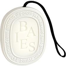 Духи, Парфюмерия, косметика Ароматизатор для дома в форме медальона - Diptyque Baies
