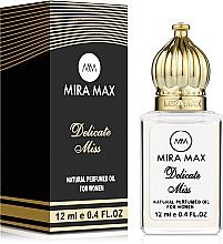 Духи, Парфюмерия, косметика Mira Max Delicate Miss - Парфюмированное масло