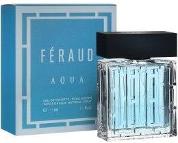 Духи, Парфюмерия, косметика Feraud Aqua - Туалетная вода
