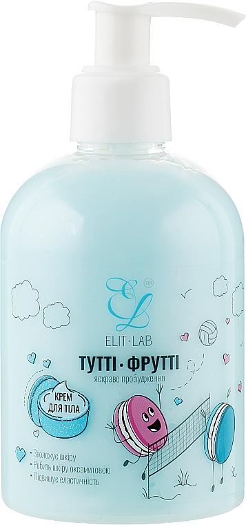 """Крем для тела """"Тутти-Фрутти"""" - Elit-lab"""