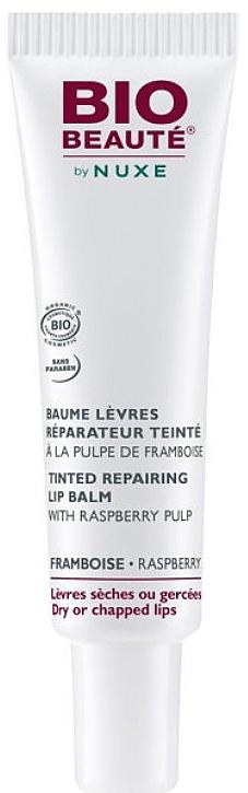 Бальзам для губ - Nuxe Bio-Beaute Lip Balm Rasberry