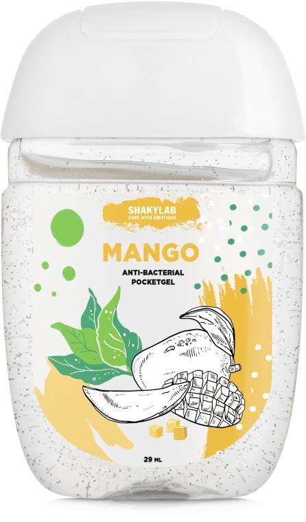 """Антибактериальный гель для рук """"Mango"""" - SHAKYLAB Anti-Bacterial Pocket Gel"""