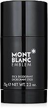 Духи, Парфюмерия, косметика Montblanc Emblem - Дезодорант-стик