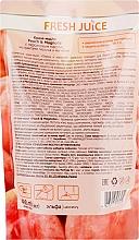 """Крем-мыло с персиковым маслом """"Персик и магнолия"""" - Fresh Juice Peach & Magnolia (сменный блок) — фото N2"""