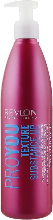 Концентрат для объема волос - Revlon Professional Pro You Texture Substance Up