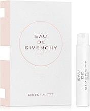 Духи, Парфюмерия, косметика Givenchy Eau de Givenchy Rosee - Туалетная вода (пробник)