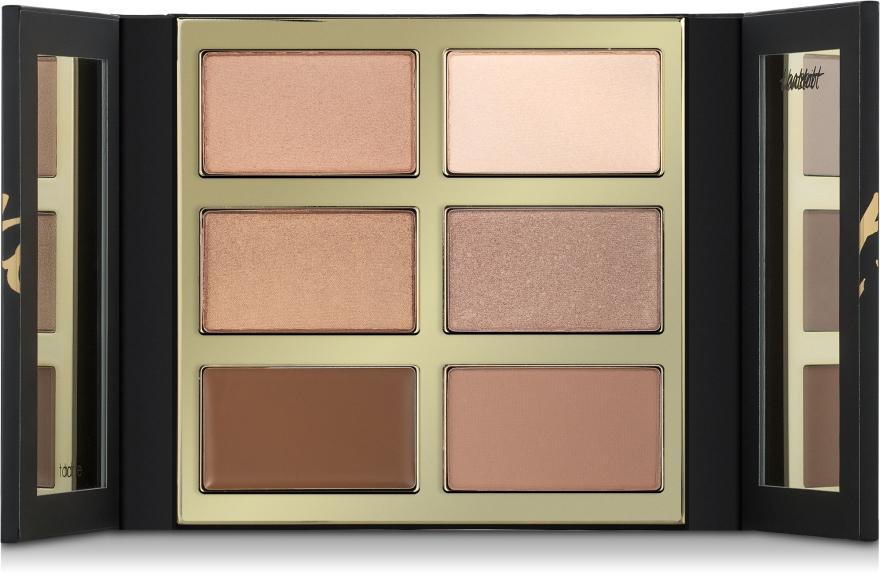 Палетка для контурирования - Tarte Cosmetics Tarteist Pro Glow Highlight & Contour Palette