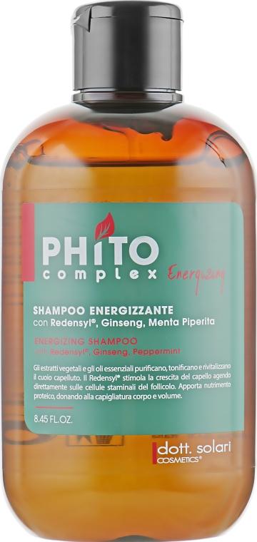 Энергетический шампунь - Dott. Solari Phito Complex Energizing Shampoo