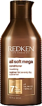 Духи, Парфюмерия, косметика Кондиционер для волос - Redken All Soft Mega Conditioner