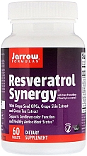 Духи, Парфюмерия, косметика Ресвератрол - Jarrow Formulas Resveratrol Synergy
