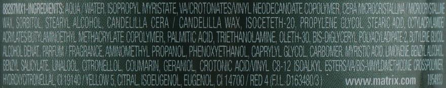 Паста для укладання волосся - Matrix Style Link Over Achiever Paste — фото N5