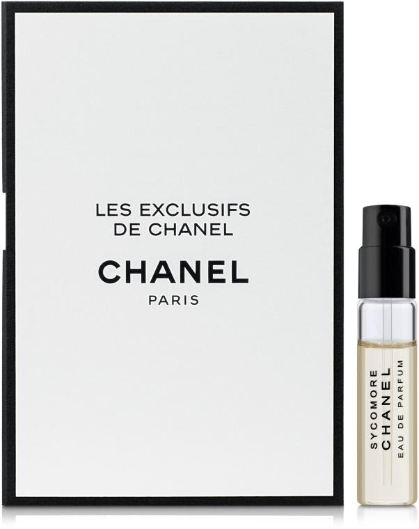 Chanel Les Exclusifs de Chanel Sycomore - Парфюмированная вода (пробник)