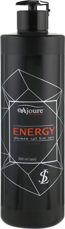 "Крем-гель для душа для мужчин ""Энергия"" - Ajoure Energy Perfumed Shower Gel"