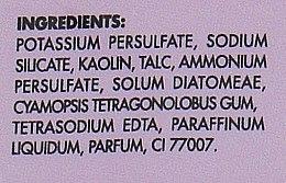 Освітлювальний порошок в пакетах - Dikson Deco Art — фото N2