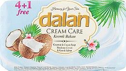 """Духи, Парфюмерия, косметика Крем-мыло """"Кокос"""" - Dalan Cream Care Soup"""