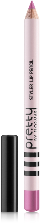 Карандаш для губ - Flormar Pretty Styler Lip Pencil