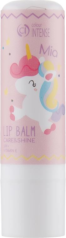 "Бальзам для губ ""Mia"" с ароматом клубники - Colour Intense Teen Lip Balm"