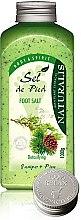 Духи, Парфюмерия, косметика Солевая ванночка для ног - Naturalis Sel de Pied Juniper And Pine Foot Salt