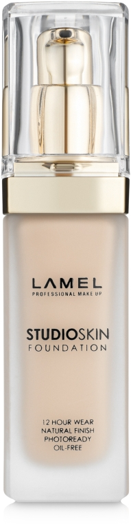 Тональный крем - Lamel Professional Studio Skin Foundation